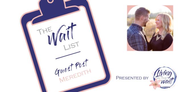 Jan_The Wait List